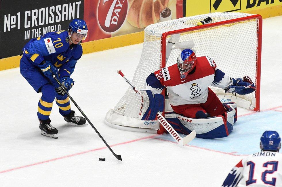 Zápas Česká republika - Švédsko.