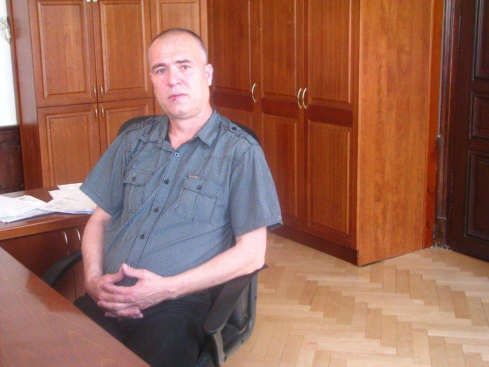 Nový ředitel brněnské pobočky České obchodní inspekce Karel Havlíček si klade za úkol splnění cílů do konce května.