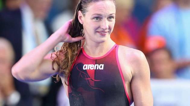 Do Brna přijede největší ženská ikona plavání Katinka Hosszúová.