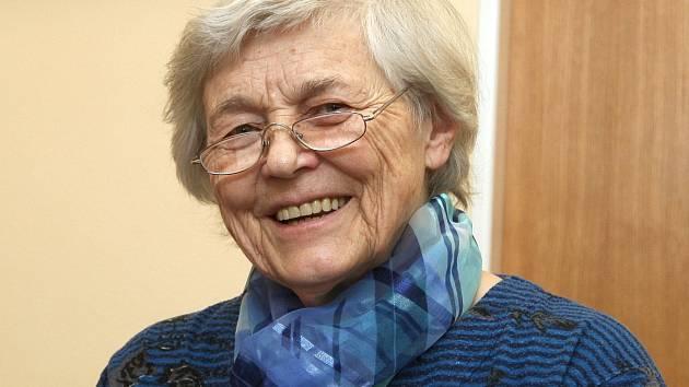 Milena Flodrová, historička zabývající se především historií Brna a nejbližšího okolí.