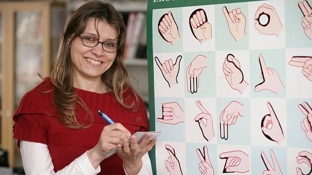 Tichý svět nabízí své služby a podporu lidem se sluchovým postižením. Ilustrační snímek.