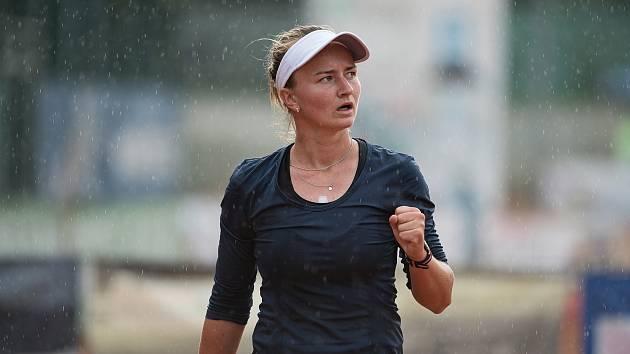 Barbora Krejčíková se po životní sezoně přípravuje na tu následující v Dubaji.