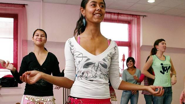 Gypsy dance workshop v Centru tance.