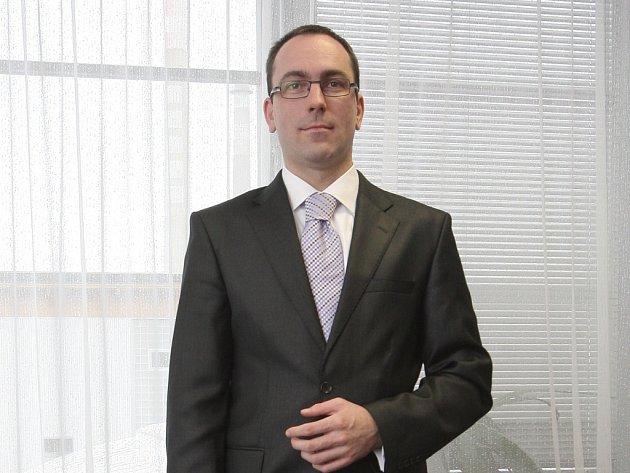 Ředitel společnosti SAKO Jiří Kratochvil šéfuje brněnské spalovně, jedné znejmodernějších vEvropě.