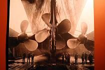 Titanic - výstava artefaktů