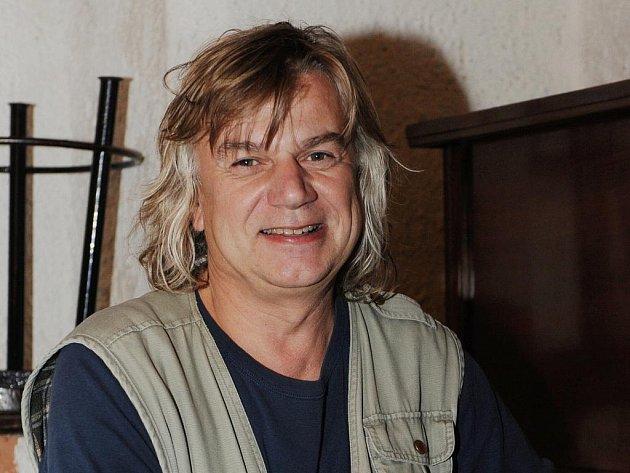 Dramaturg Tomáš Kytnar.