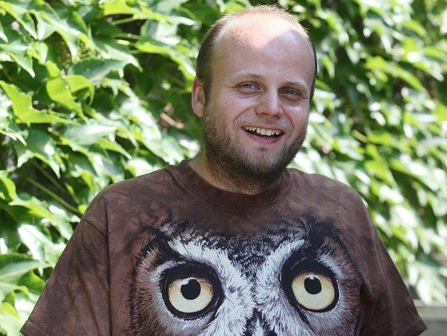 Zoolog Petr Suvorov.