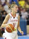 Mistrovství světa v basketbale - Argentinka Elhotová.