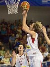 Mistrovství světa v basketbale Česko vs Argentina - Jana Veselá.