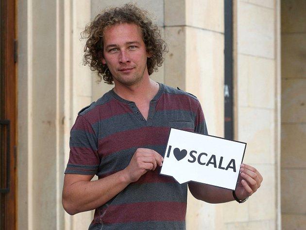 Ředitel kina Scala Radek Pernica.