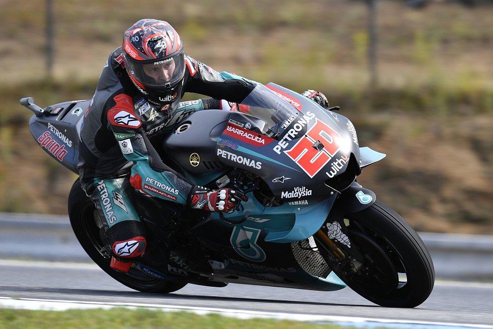 Brno 03.08.2019 - Moto GP 2019 - Fabio Quartararo