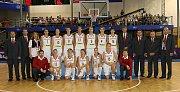 Mistrovství světa v basketbale - Český tým.