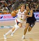 Mistrovství světa v basketbale - Horáková.