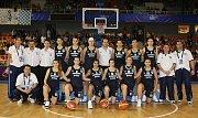 Mistrovství světa v basketbale - Tým z Argentiny.