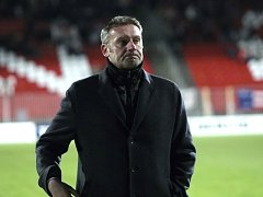 Trenér Svatopluk Habanec.