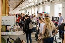 Na MINT marketu lidé seženou výrobky od designérů i gastronomické pochoutky.