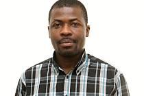 Michel Nganzi Mukando z Demokratické republiky Kongo.