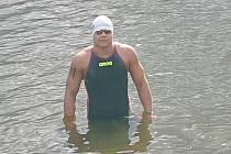 Matěj Kozubek je dlouhodobým hegemonem v závodech na Brněnské přehradě.