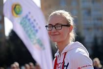 Michaela Hrubá patřila mezi největší talenty české atletiky.