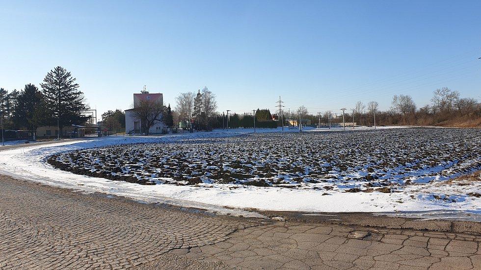 Sportovní hala vyroste u střední školy elektrotechnické a energetické v Sokolnicích na Brněnsku.