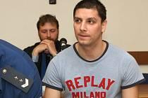 Krajský soud v Brně ve středu poslal pětadvacetiletého Davida na sedm a půl roku za mříže.