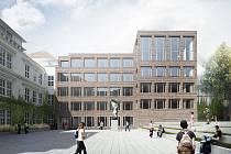 V areálu brněnské filozofické fakulty vzniknou nové učebny a multimediální sál.