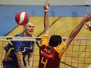 Volejbalisté Brna prohráli s Libercem.
