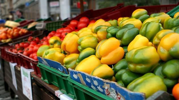 Sdružení obrany spotřebitelů v Brně kontrolovalo prodejce ovoce a zeleniny. U všech našli pracovníci nějakou závadu