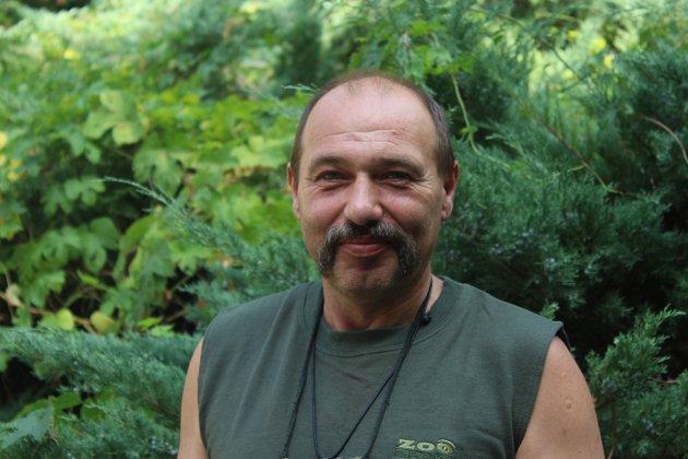 Chovatel šelem brněnské zoo Jaroslav Jasinek poskytl rozhovor o zvířatech z brněnské zoologické zahrady.