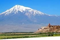 Armenie a Gruzie