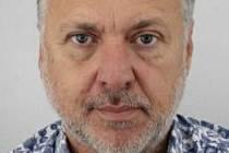 Pohřešovaný Petr Špaček.