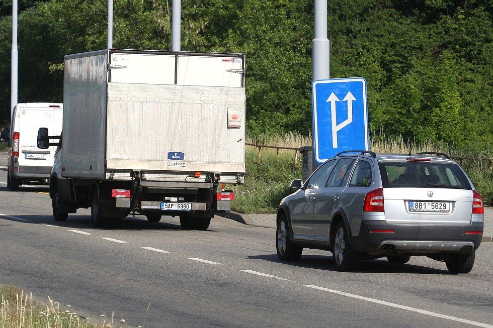Doprava v Brně a okolí.