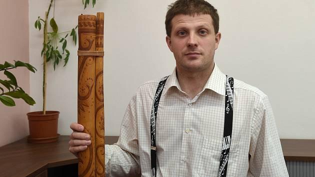 Náměstek brněnského primátora Matěj Hollan.