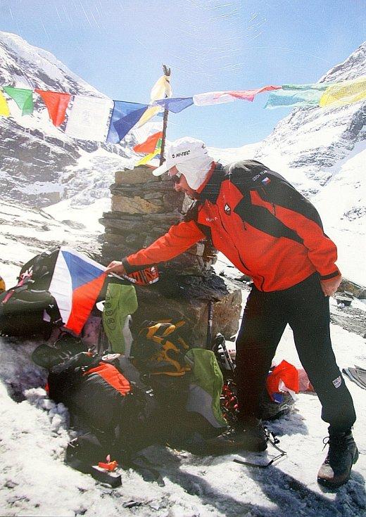 Technické muzeum láká na výstavu fotografií z expedic českých a československých horolezců v Nepálu.