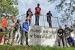 Děti z dětských domovů v Brně a Boskovicích zjišťovaly, jak budovat sebevědomí a jak se bránit šikaně.