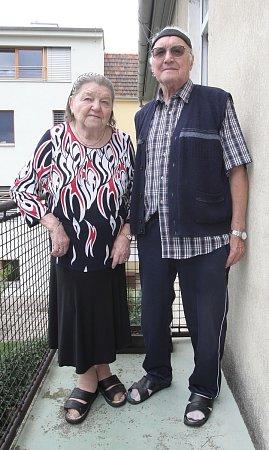 Růžena a Dušan Homolkovi.