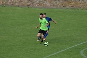 Ivan Michalica se gólově rozparádil.