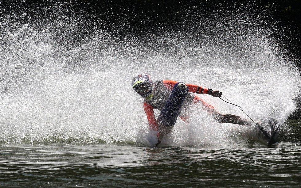 GP JET SKI. Jezdci Moto GP trénovali i na vodě.