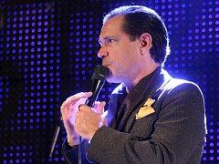 Světoznámý americký jazzman Kurt Elling.