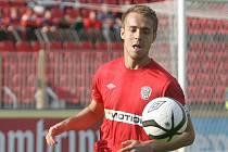 Stoper Luděk Pernica strávil v Brně čtyři sezony.