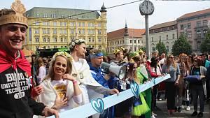 Majáles: největší studentský festival v Brně