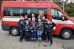 Snaží se také o výchovu mladých hasičů a zajišťují činnost kroužku.