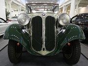 Muzeum BMW v Brně.