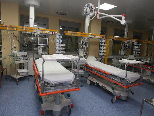 Traumacentrum odhalilo Brňanům moderní oddělení a operační sály