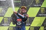 Účinkování na brněnské dráze ukončil v minulém roce devátým místem v závodě nejnižší třídy, načež o půlroku později ukončil kariéru ve světovém šampionátu.