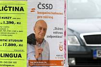 Kampaň Václava Božka.