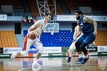 Brněnští basketbalisté na domácí palubovce porazili Ostravu.