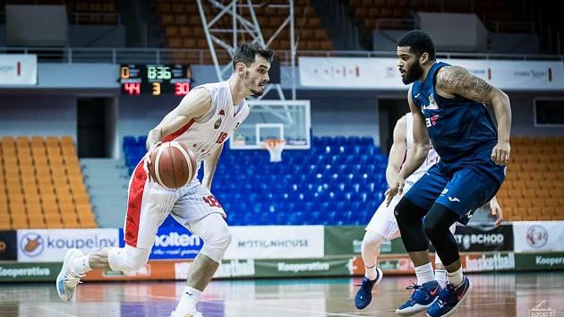 O třídu lepší. Basket Brno opět vyzrál na Ostravu