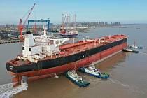 Brněnský závod ABB se bude podílet na obří rekonstrukci této brazilské lodě.
