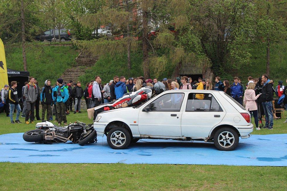 Veletrh dopravní prevence Jezdím COOL.